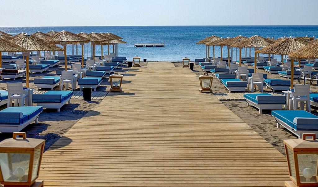 Faliraki Ammades beach
